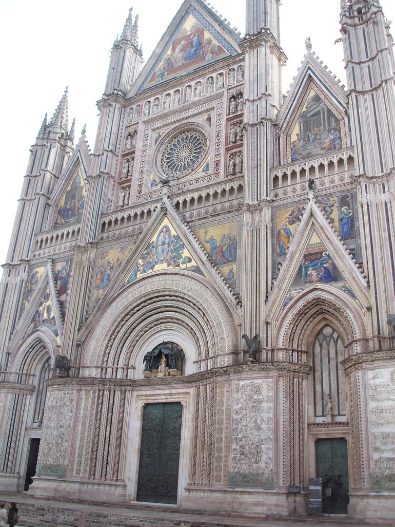 The Cathedral of Orviedo - Rome
