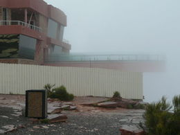 Word on the street is that you can see the Colorado River 4,000 feet below the Skywalk. Of course, I'm sure that's on a clear day and when the Skywalk isn't closed! , Raymond D L - April 2016
