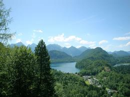 Photo of Munich Royal Castles of Neuschwanstein and Linderhof Day Tour from Munich The View from Neuschwanstein