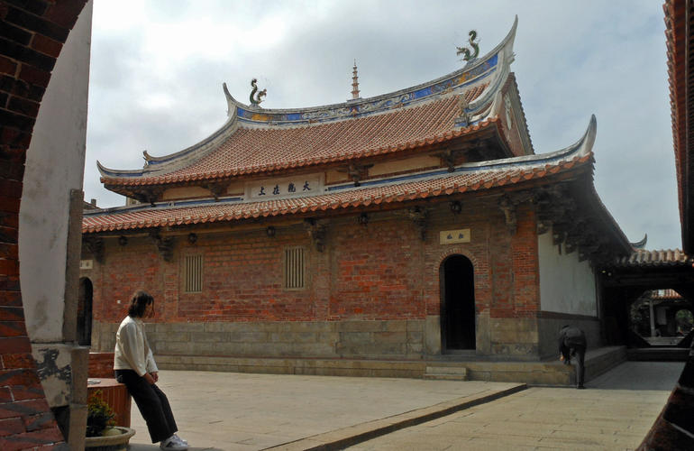 Tianhou Temple at Lukang -