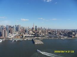 Photo of New York City Manhattan Sky Tour: New York Helicopter Flight View of the Hudson River