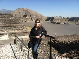 Photo of Mexico City Teotihuacan Pyramids Hot-Air Balloon Tour About to visit the Moon