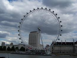 Photo of London London Eye: River Cruise Experience Across the Bank