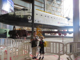 Photo of Orlando Dine with an Astronaut: Kennedy Space Center Tour from Orlando with Lunch Alantis final resting place
