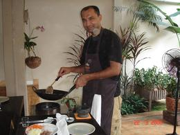 Photo of Bangkok Baipai Thai Cooking School Class in Bangkok Baipai cooking classes, Bangkok, March 2008