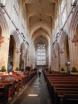 Photo of London Salisbury, Lacock and Bath Day Trip from London Cathedral at bath