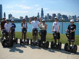 Photo of Chicago Chicago Segway Tour Chicago Skyline