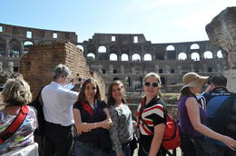 Photo of Rome Civitavecchia Shore Excursion: Rome in One Day Sightseeing Tour Colosseum