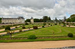 nice park of Chenonceau , donghenz - June 2012