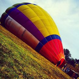 Photo of Melbourne Yarra Valley Balloon Flight at Sunrise Half-boiled.