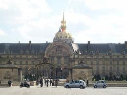 Photo of Paris Paris Walking Tour - The French Revolution Hotel Des Invalides