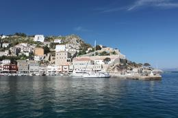 One of my shots of the beautiful island of Hydra. , Girl Intrepid - May 2011