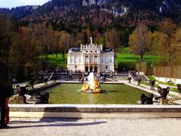 Photo of Munich Royal Castles of Neuschwanstein and Linderhof Day Tour from Munich Linderhof Castle