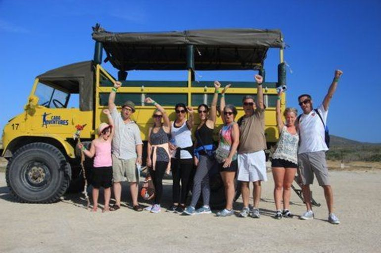 What a great group we shared this with. Our Camel tour gang.