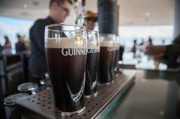 Guinness Storehouse, Pauline R. - March 2014