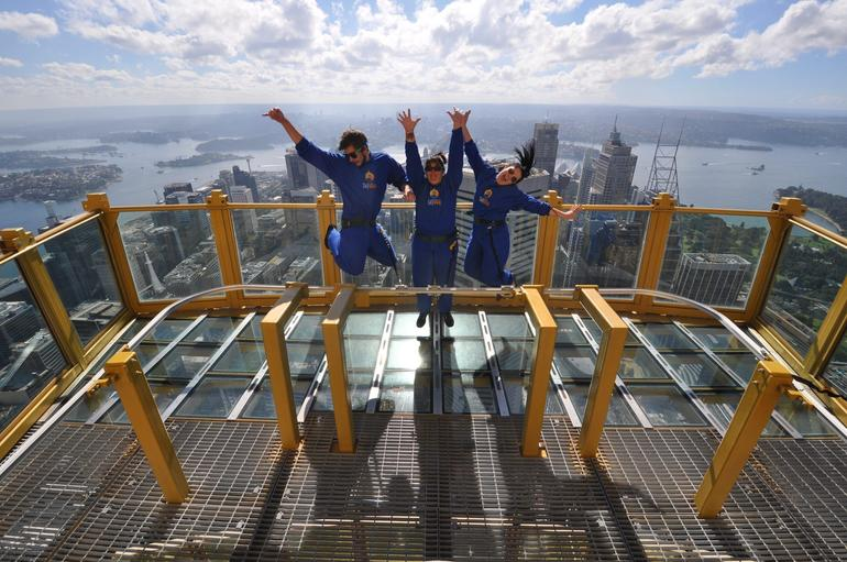 Sydney Skywalk - Sydney