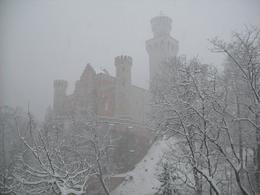 Neuschwanstein castle....snow covered! Magical! , Ian M - January 2011
