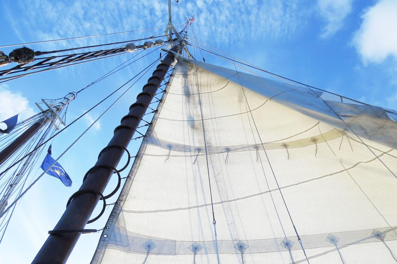 Schooner Appledore Key West Cruise