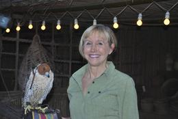 With a Falcon! - July 2013