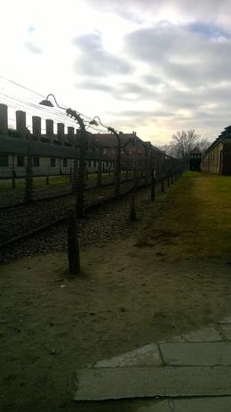 A picture as you enter the camp. , Patrick L - January 2014