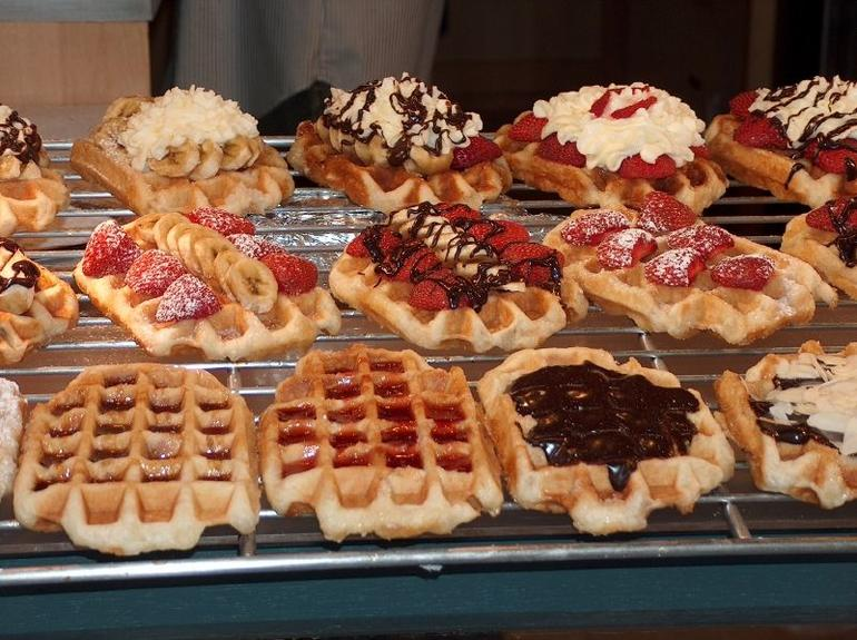 Belgian Waffles from Brussels - Photo by Anonymous | Viator