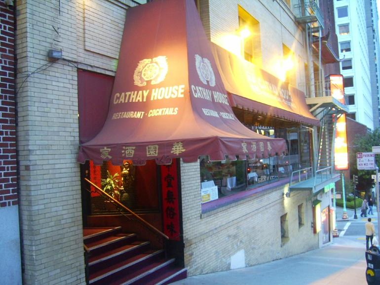 Cathay House - San Francisco