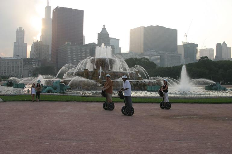Chicago Fountain - Chicago