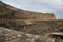 The roman colosseum. , Sharon M - May 2015