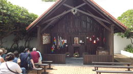 The Changi Chapel Replica , Carol B - November 2011