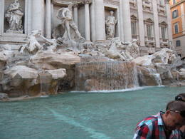Trevi Fountain , Jennifer A - August 2011