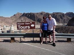 Photo of Las Vegas Hoot and Hoover Dam Tour Jon and I