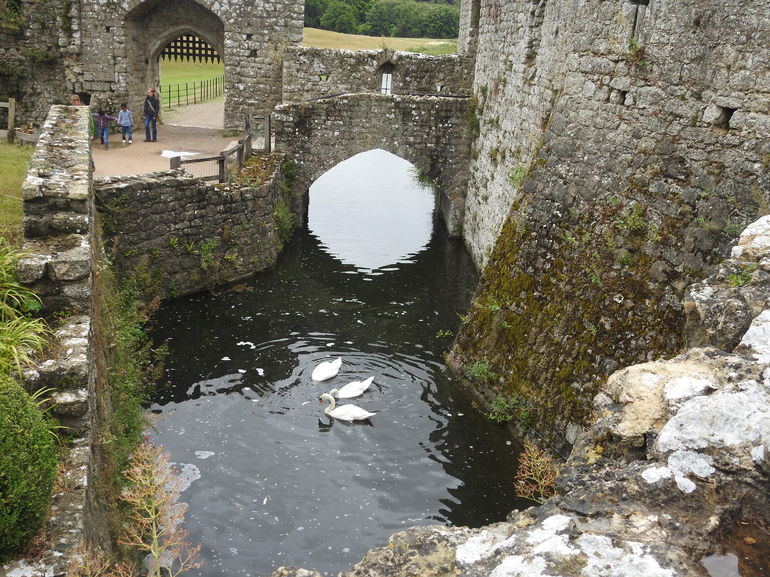 The mote by the Castle