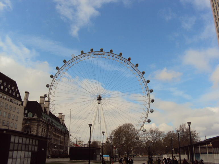 The London eye 7/4/12.