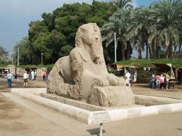 Photo of Cairo Private Tour: Giza Pyramids, Sphinx, Memphis, Sakkara Memphis