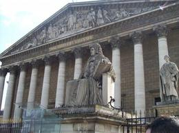 This is where the French Government met up during the run up to the French Revolution. - April 2008