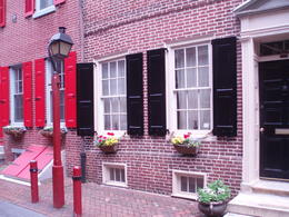 Photo of New York City Philadelphia and Amish Country Day Trip from New York Old laneway