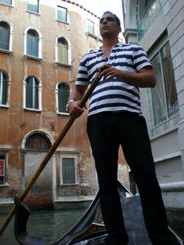 Photo of Venice Private Tour: Venice Gondola Ride with Serenade Our Driver