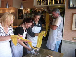 Photo of Rome Rome Walking Tour and Cooking Class Pasta Making