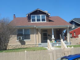 Ext of Scarlett O'Connors house. , Natalie - April 2014