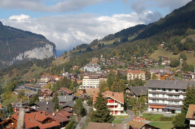 Small Towns Along the Way - Lucerne