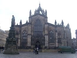 Photo of Edinburgh Edinburgh City Hop-on Hop-off Tour St. Giles Cathedral