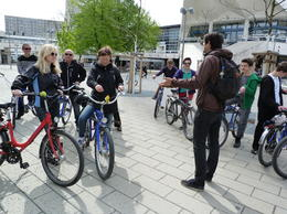 Photo of Berlin Berlin Bike Tour starting the tour