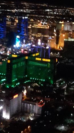 Photo of Las Vegas Las Vegas Strip Night Flight by Helicopter with Transport Take Off