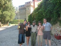 Photo of Florence Chianti Region Wine Tasting Half-Day Trip from Florence The Grounds Keeper and Us