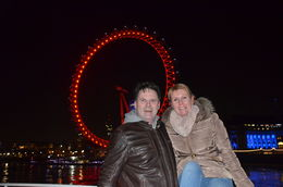 Photo of London The London Showboat Dinner Cruise on the Thames River The London Eye