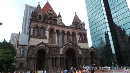 Photo of New York City Boston Freedom Trail Day Trip from New York Trinity Church