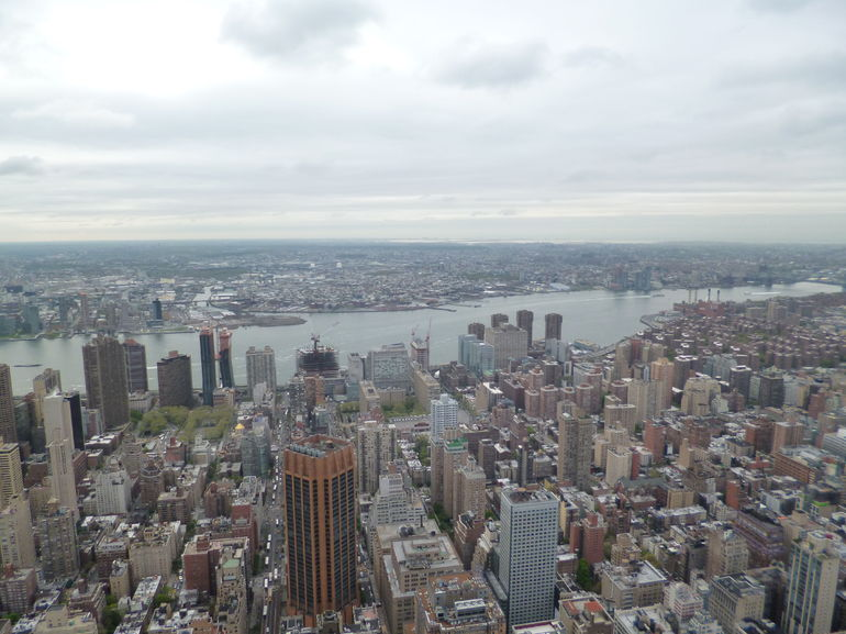 view from empire state