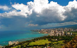 Photo of Oahu Diamond Head Crater Small Group Adventure Waikiki from Diamond Head !!!!!!