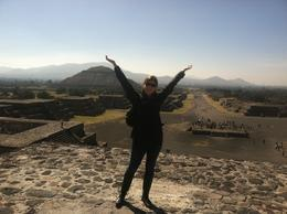 Photo of Mexico City Teotihuacan Pyramids Hot-Air Balloon Tour Yay!