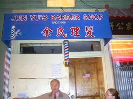 Photo of San Francisco San Francisco Chinatown Ghost Walking Tour $1 Barbar shop